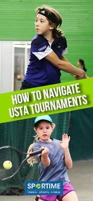 Navigating USTA Tournaments