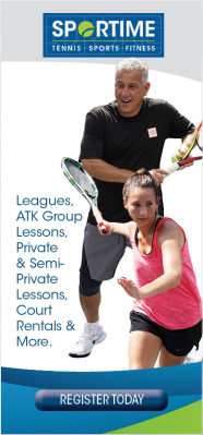 Adult Tennis Kinetics