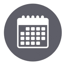 calendar icon Junior Walk-On Privileges - EXCEL 2