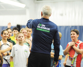 Category John McEnroe Tennis Academy for Ages 9-17