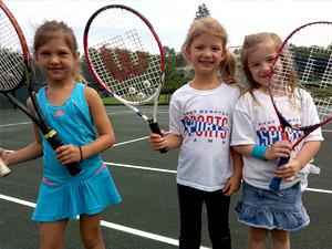 Category Junior Tennis @ Amagansett