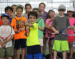 Category Tennis Programs for Ages 5-10