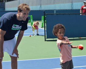 Category Tennis Programs for Ages 3-5