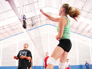 Program Adult Volleyball Leagues