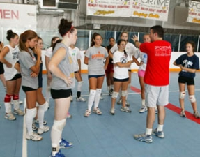 Program Junior Volleyball Clinics