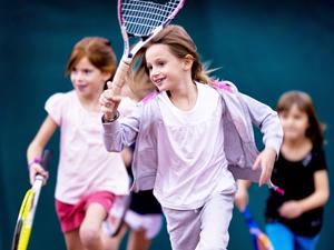 Program Tennis Parties