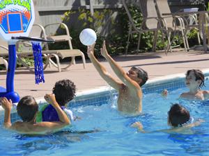 Program Pool Parties
