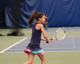Program JMTA Green & Yellow Ball Tennis