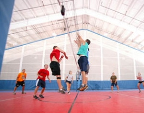 Program Open Court Time and Court Rentals