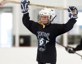 Program Youth Dek Hockey Clinics