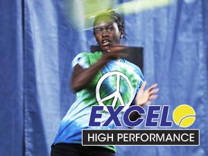 Program Summer EXCEL Tennis - Ages 9-Up