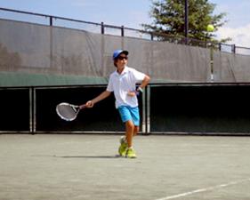 Program Summer Junior Tennis Programs