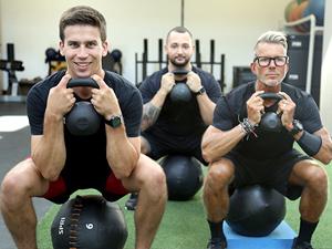 Program Adult Fitness @ SPORTIME Randall's Island / JMTA