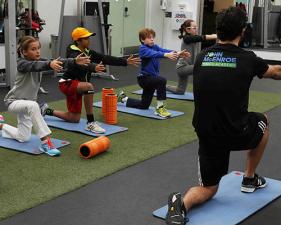 Program Athletic Performance Training