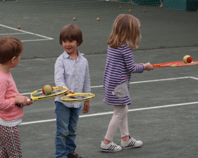 Program Bounce Preschool - Ages 3-5